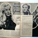 Veronica Lake - Screenland Magazine Pictorial [United States] (May 1943) - 454 x 340