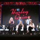 Kaley Cuoco – 'Harley Quinn' Panel at 2019 TCA Summer Press Tour in Los Angeles