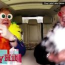 Carpool Karaoke,...  Elton John and James Corden - 454 x 255
