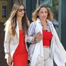 MAY 12TH - Shops With Her Mom In Soho, New York City