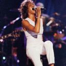 Whitney Houston At The 1996 MTV Movie Awards - 415 x 700
