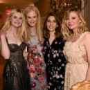 Elle Fanning Nicole Kidman Sofia Coppola and Kirsten Dunst – 'The Beguiled' Premiere After Party in LA - 454 x 303
