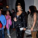 Vivica A. Fox – Leaving Craig's in West Hollywood - 454 x 681