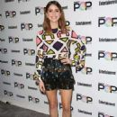 Shelley Hennig – Entertainment Weekly PopFest in Los Angeles October 31, 2016 - 454 x 601