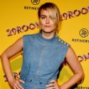 Taylor Schilling – Refinery29's 29Rooms Chicago: Turn It Into Art Opening Party - 454 x 681
