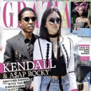 Kendall Jenner and Asap Rocky - 454 x 594