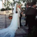 Bobbie Brown and Jani Lane's Wedding - 454 x 510