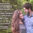 Jessa Duggar, Ben Seewald's Wedding Invitation Revealed: See the Couple's Sweet Announcement!