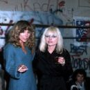Sable Starr & Deborah Harry, Whisky a Go Go, 1977 - 426 x 594