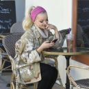 Dove Cameron – Out for Lunch in Los Angeles 12/19/ 2016