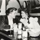 Jill St. John and Lance Reventlow