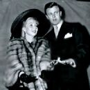 Ann Sothern and Robert Sterling - 454 x 475