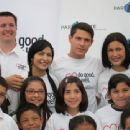 At the UnitedHealthCare's Do Good.Live Well. Charity Event June 11, 2010