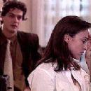 Gabriela Duarte and Fabio Assunção in Por Amor (1997)