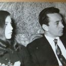 Pier Angeli and Vic Damone
