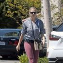 Kate Upton in Leggings out in Beverly Hills