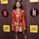 Skai Jackson – 'I Am Not Okay With This' Photocall in West Hollywood