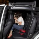 Victoria Beckham – Arrived to the Chateau Marmont Hotel in West Hollywood - 454 x 511