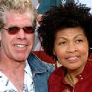 Opal Perlman and Ron Perlman