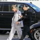 Hailey and Justin Bieber – Head to see the new movie with Bale Lively 'The Rhythm' in Hollywood