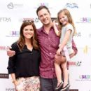 Tiffani Thiessen At 2014 Cmee Family Fair In Bridgehampton