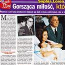 Sophia Loren - Zycie na goraco Magazine Pictorial [Poland] (6 December 2012) - 454 x 614