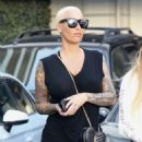 Amber Rose – Leaving Epione in Beverly Hills - 454 x 608