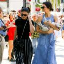 Kendall and Kylie Jenner Out in Beverly Hills - 454 x 681