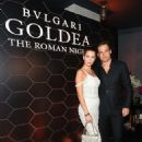 Bella Hadid – Bvlgari Goldea The Roman Night fragrance launch party at NYFW 2017