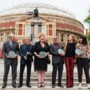 Roger Daltrey attends the launch of the Royal Albert Hall 'Walk Of Fame' at Royal Albert Hall on September 4, 2018 in London, England