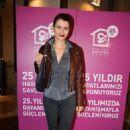 "Beren Saat : ""Purple Roof Women's Shelter"" the 25th Anniversary Dinner"