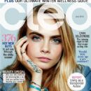 Cara Delevingne Cleo Australia Magazine Cover July 2015