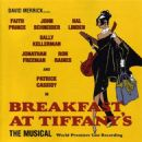 Breakfast At Tiffany's 2002 Studio Cast Recording Music and Lyrics By Bob Merrill - 454 x 454