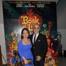 Gloria Estefan and Emilio Estefan, Jr - 389 x 594