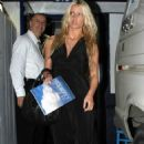 Jessica Simpson Leaving The Lodge, 1 Aug 2006