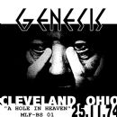 1974-11-25: A Hole in Heaven: Music Hall, Cleveland, Oh, USA