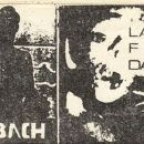 Laibach - Laibach / Last Few Days