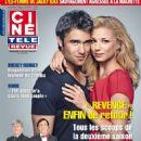 Emily VanCamp, Joshua Bowman - Cine Tele Revue Magazine Cover [Belgium] (11 April 2014)