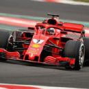 F1 Winter Testing in Barcelona - Day One - 454 x 303