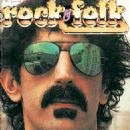 Frank Zappa - Rock & Folk Magazine Cover [France] (February 1982)
