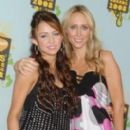 Leticia Finley and Miley