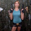 Karima Adebibe - May 09 2007 - Tomb Raider: 10 Anniversary