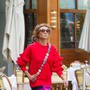 Kat Graham – Out in Milan – Italy - 454 x 800
