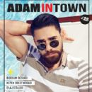 Kadir Dogulu - Adam In Town Magazine Cover [Turkey] (August 2015)
