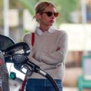 Emma Roberts casual style – out in Los Angeles