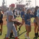 jani Lane and Sherrie Rose at the TJ Matell foundation basebal game