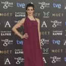 Clara Lago on the red carpet of the Goya Cinema Awards 2015 In Madrid - 399 x 600