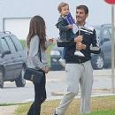 Iker Casillas and Sara Carbonero - 454 x 499