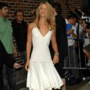 Claire Danes - After Taping The Late Show With David Letterman 2007-06-27