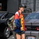 Ruby Rose – Seen at a Gym In Los Angeles
